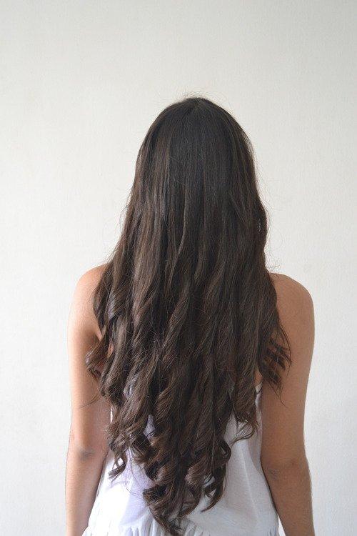 Les plus beau cheveux long