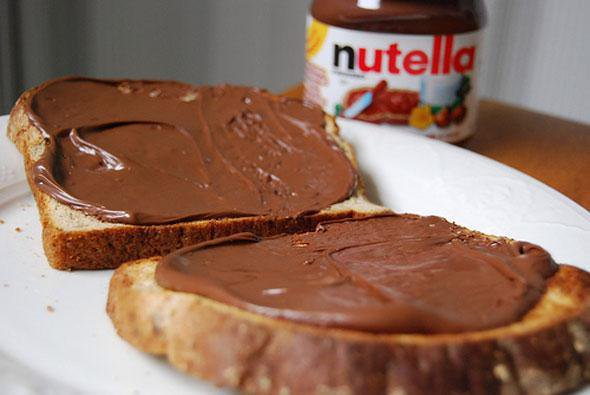 Nutella fait maison :