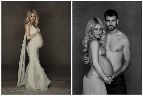 Shakira et Gérard