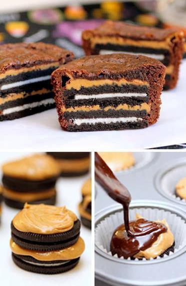 Gâteau oréo