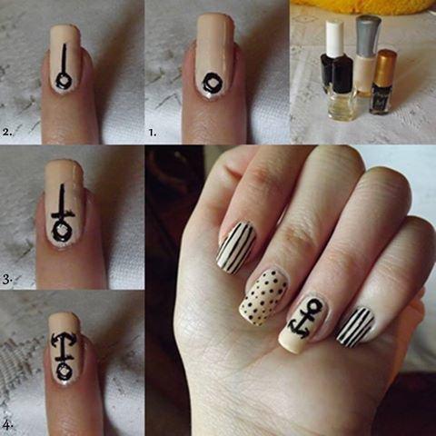 Nail art sympa