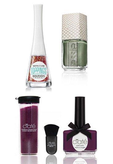 Vernis à ongles : toutes les tendances de l'été ! ( Aufeminin.com )