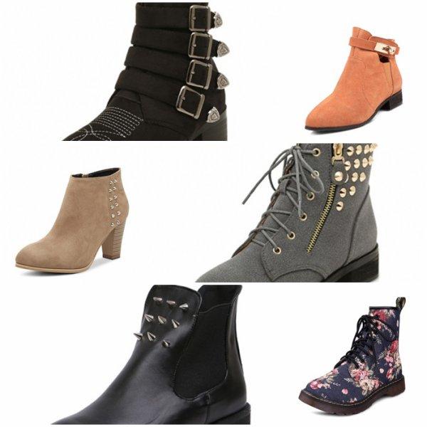 Chaussures printemps/été : Dressale.