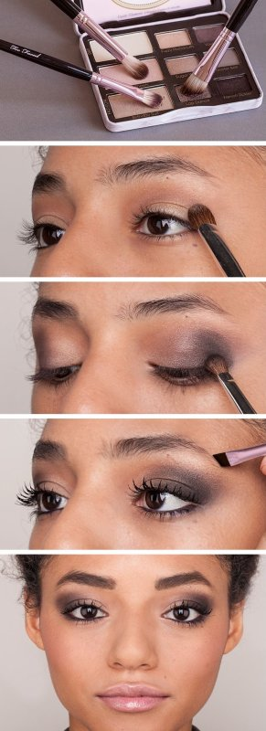 Tutoriel : smokey eye