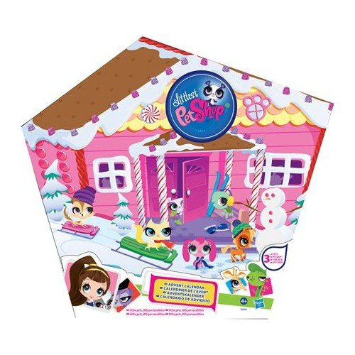 le calendrier de l 39 avent lps 2013 littlest petshop. Black Bedroom Furniture Sets. Home Design Ideas