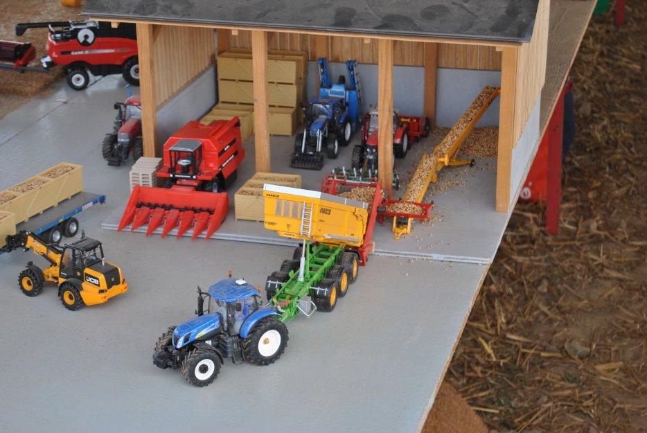 l'univers de la miniature agricole