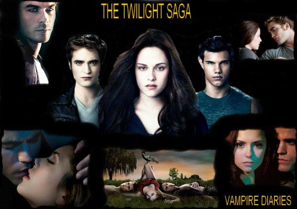 fanfiction2twilight : Bienvenue dans le monde des vampires les plus sexy...