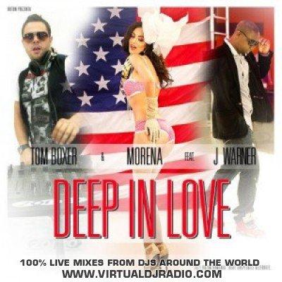 Tom Boxer & Morena feat. J Warner - Deep in love (Original Club Edit) (2011)
