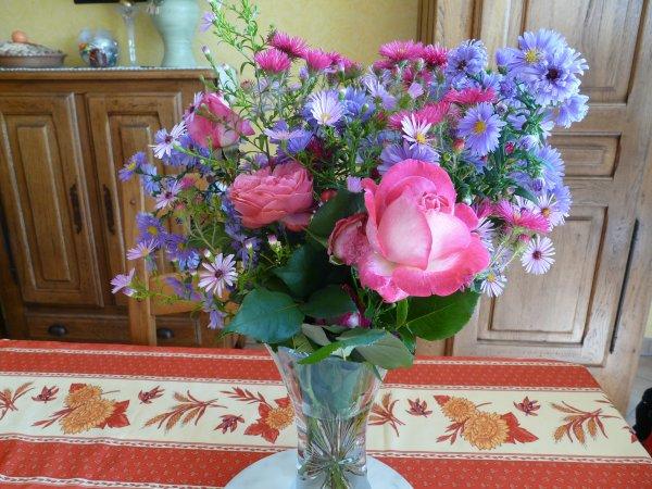 bouquet pour mon anniversaire