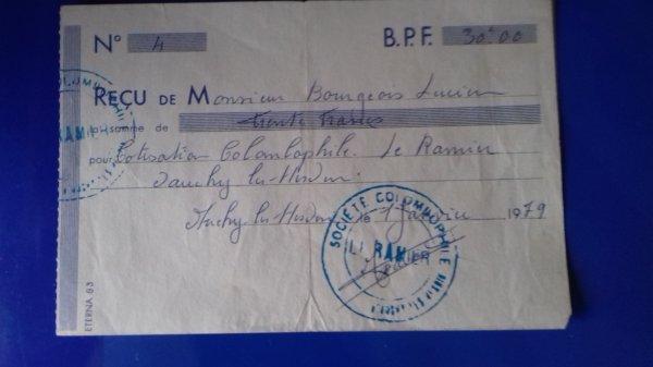Voilà ,cela fait 40 ans cette année que j'ai pris ma première licence en 1979 à mon nom mais en fait j'ai joué mes premiers concours en 1976 sur le nom de mon père.