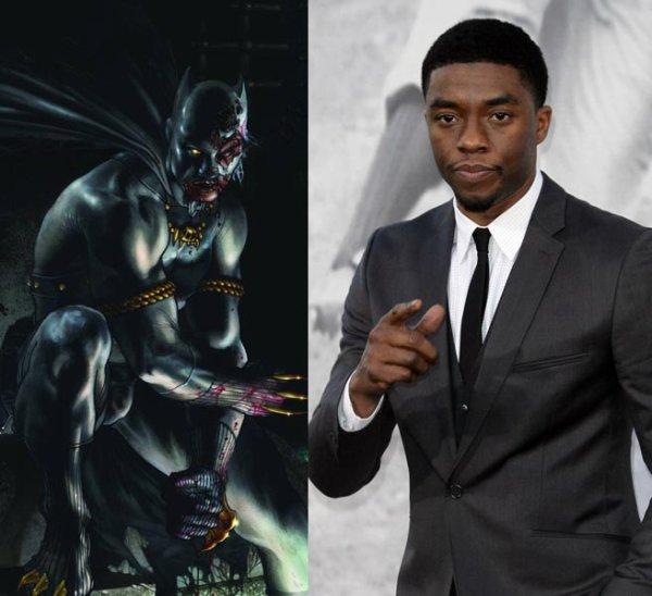 Black Panther sera Chadwick Boseman !