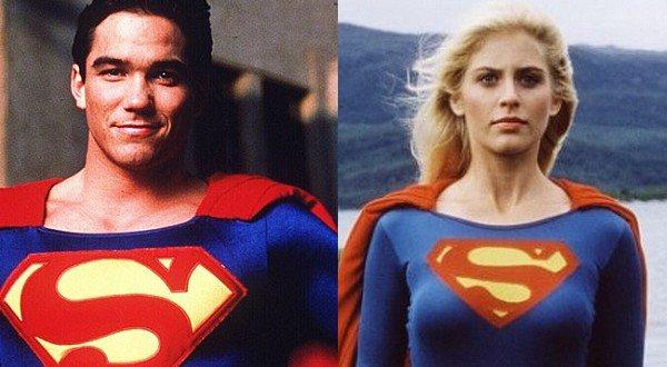 Supergirl : la série invite des anciens Superman et Supergirl