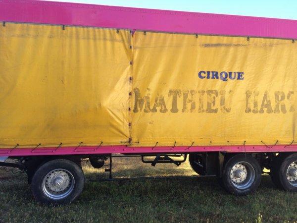 Suite Reportage numéro 4: Cirque sur l'eau Royan Juillet 2016