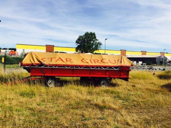 Reportage cirque Star circus 2017: