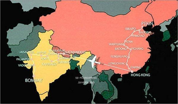 . Saison 2: La route de l'Himalaya.
