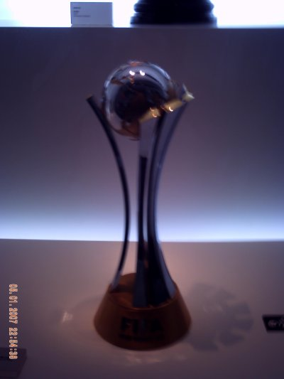 COUPE INTERCONTINENALE FC BARCELONE