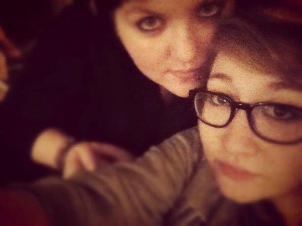 Ma meilleure amie, ma chou, mon kiki ♥