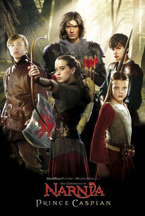 Narnia Tome 2 - Le prince Caspian