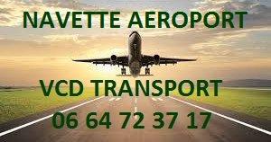 VCD Transport la navette facile et économique 06 64 72 37 17
