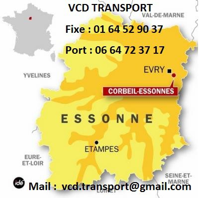Transport Aéroport de l'Essonne Tarifs navette privée de l'Essonne, VTC 91