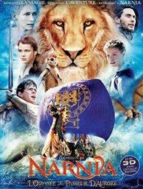 2010 : Le Monde de Narnia : L'Odyssée du passeur d'aurore