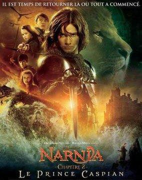 2008 : Le Monde de Narnia : Le Prince Caspian