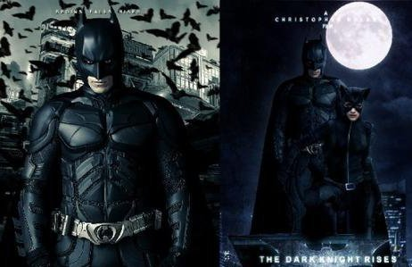 2012 : The Dark Knight Rises