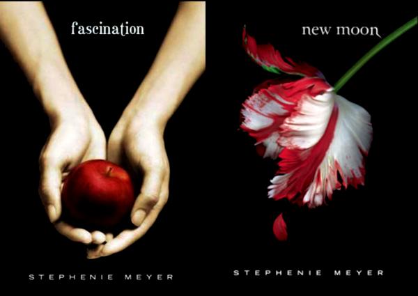 Les Livres Twilight.