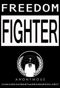Anonymous est partout ^^