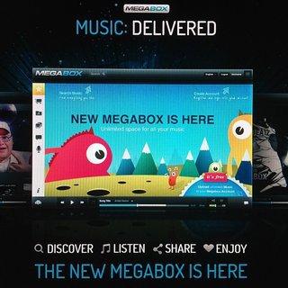 Service megabox finalement lancé