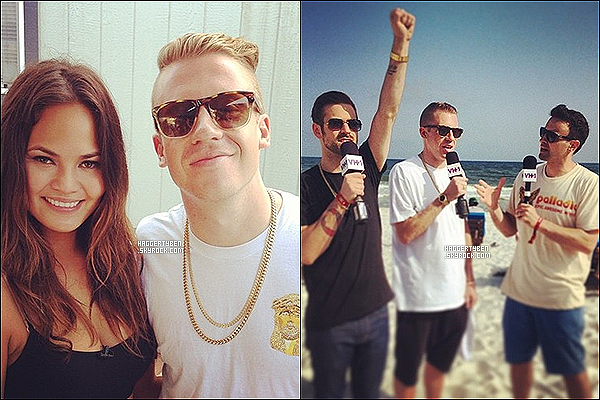 17/05/13 - Macklemore & Ryan ont performé Hangout Music Fest, à Gulf Shores en Alabama.