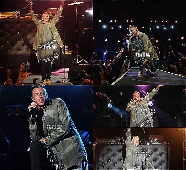 20/05/13 - Macklemore & Ryan ont performé au Rolling Stone hosts Bacardi Rebels à NYC.