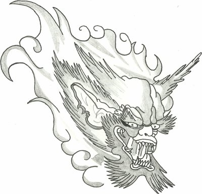 Dessin demon jap blog de skull - Dessin de demon ...