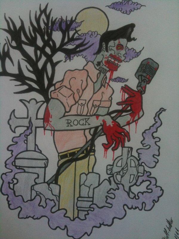 Zombie'S