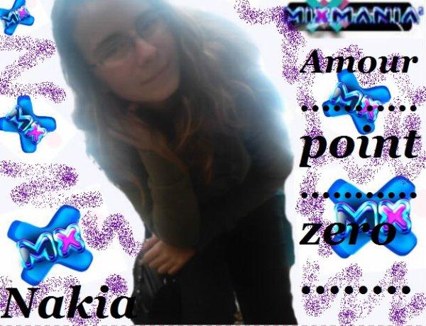 """amour point zero"""