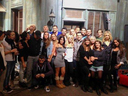 « 07 octobre 2012  -  Fin du tournage HG : une saison 3 ?♥ »