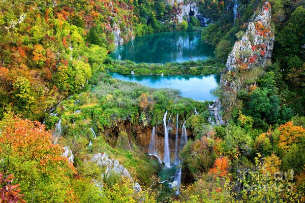 Les plus beaux lacs du monde.