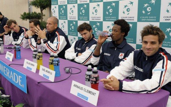 Coupe Davis 2010 - Demi finale: France vs Argentine