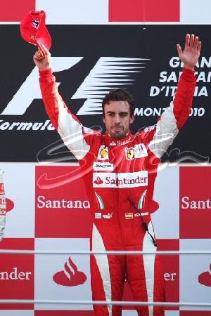 GP d'Italie: Monza: Course: Alonso se replace dans la course