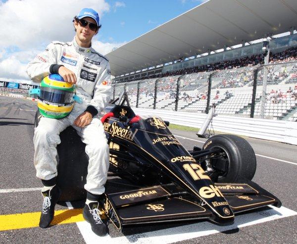 F1 Saison 2011: Senna vers Lotus