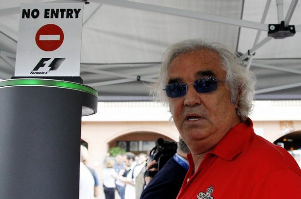 EXCLUSIVITE: Interview de Flavio Briatore