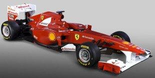 La Ferrari F150 est dévoilée