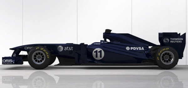Williams dévoile la FW33