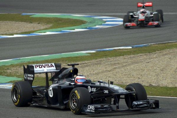 Essais Privés: Jerez: Barrichello à la surprise générale
