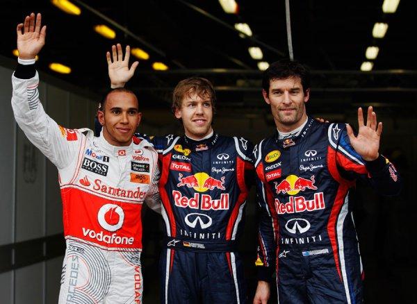 GP d'Australie: Qualifications: Vettel démarre du bon pied