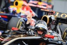 GP de Malaisie: Qualifications: Vettel avec les forceps