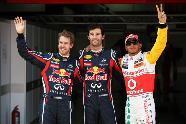 GP d'Espagne: Qualifications: Webber en pole