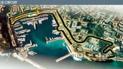 GP de Monaco: Présentation du tracé