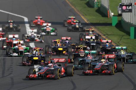 F1 Saison 2013: le Guide