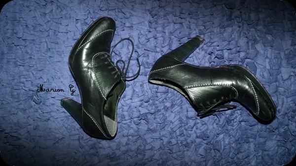 Les chaussures, c'est mon kiffe.